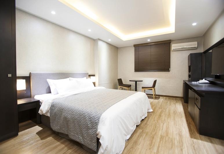 i-CHECK Hyunjin Hotel, Donghae, Habitación Deluxe doble, Habitación