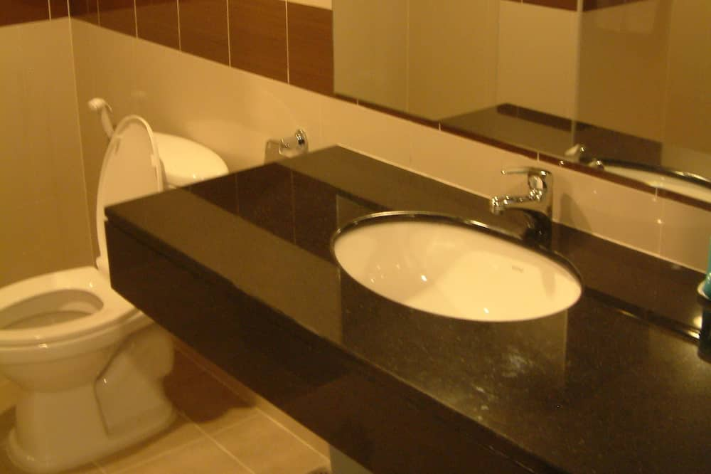 Chambre Double Deluxe - Salle de bain
