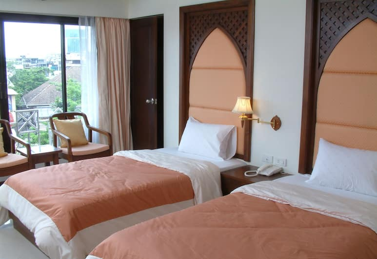 For You Residence, Bangkok, Standard Double or Twin Room, Guest Room