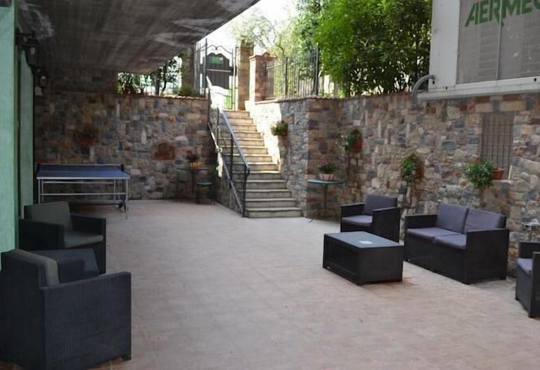 Albergo La Piana, Ghedi, Terraza o patio