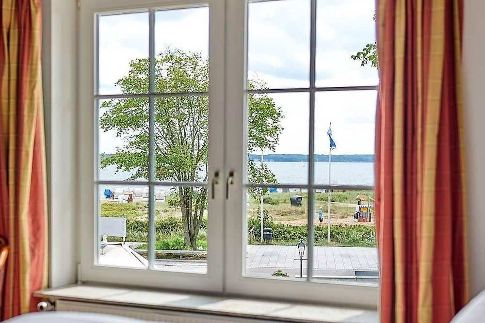 雙人房, 海景 - 客廳