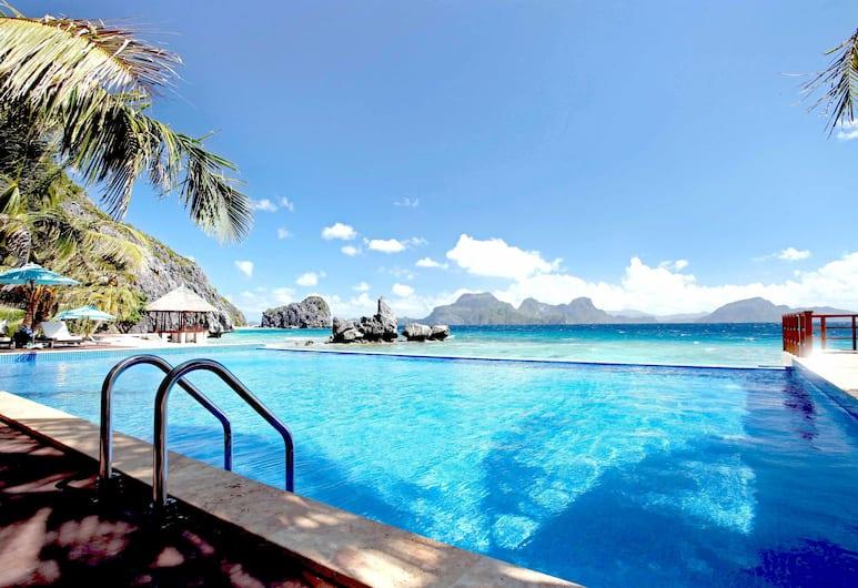 馬丁洛克渡假村, El Nido, 室外游泳池