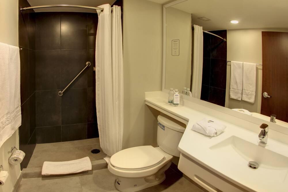 Pokój standardowy, 2 łóżka podwójne - Łazienka