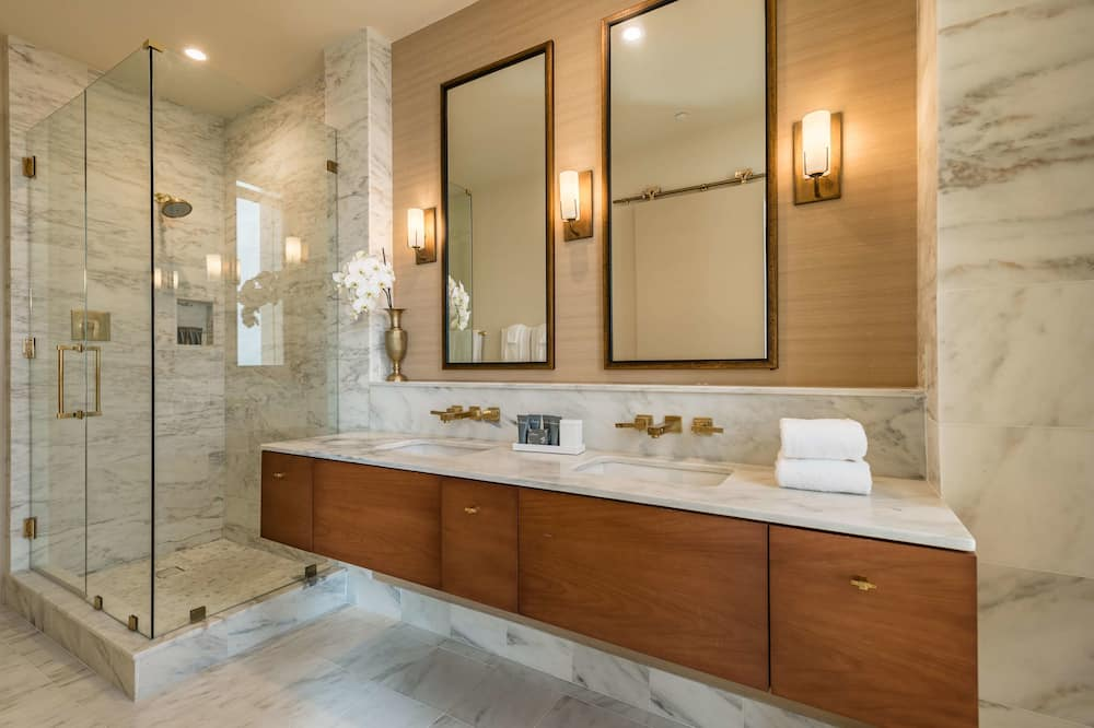 그랜드룸, 퀸사이즈침대 2개 - 욕실