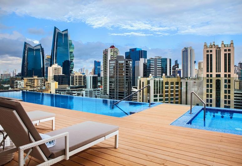 AC Hotel by Marriott Panama City, Panama City, Rooftop Pool