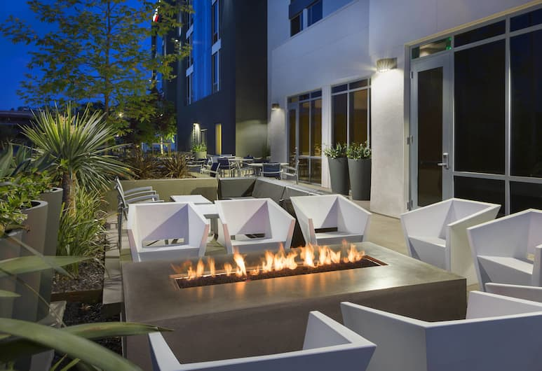 Springhill Suites San Diego Mission Valley, San Diego, Terrace/Patio