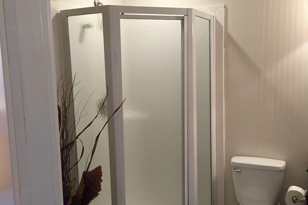 Apartmá, dvojlůžko (180 cm) - Koupelna