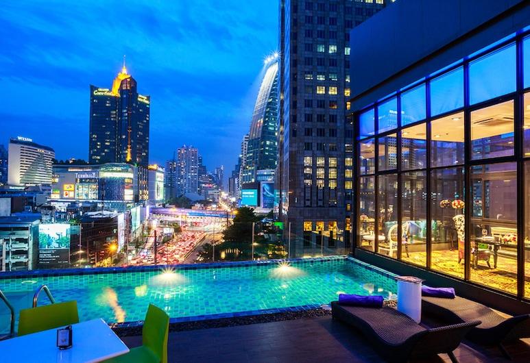 ホテル クローバー アソーク, バンコク