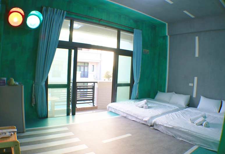Kenting Musu B&B, Hengchun, Quarto Familiar, Quarto