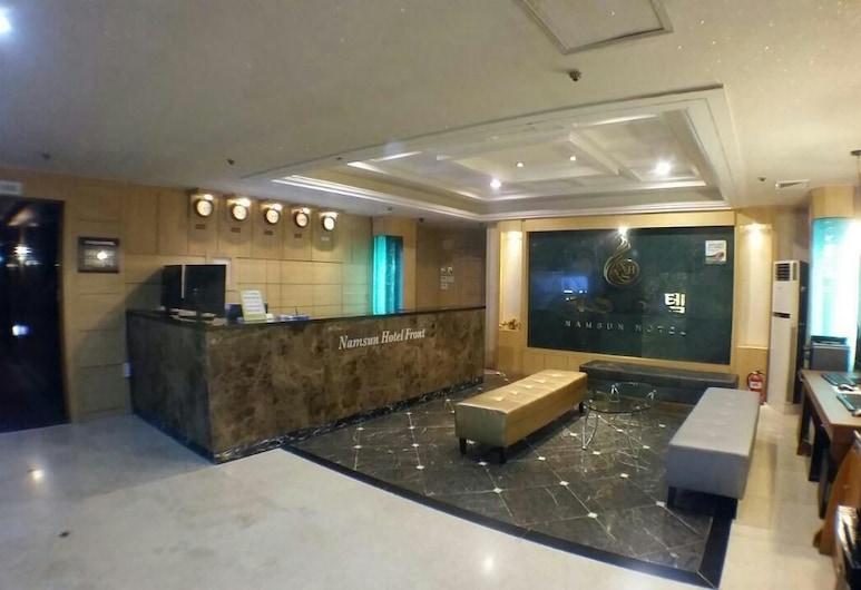 NS Hotel, Changwon, Lobby