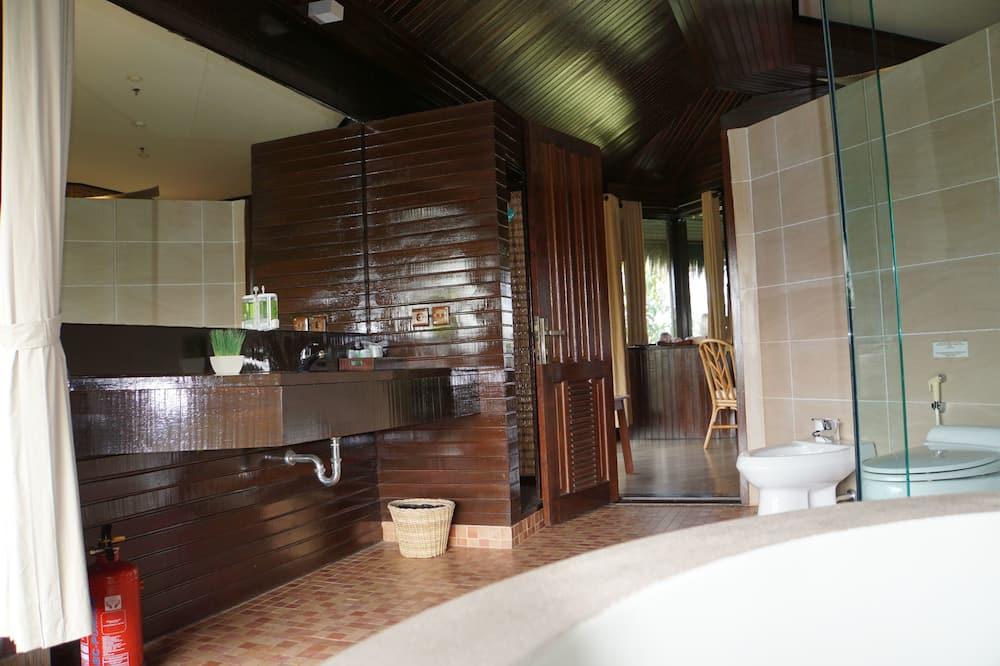 King Room - Kamar mandi