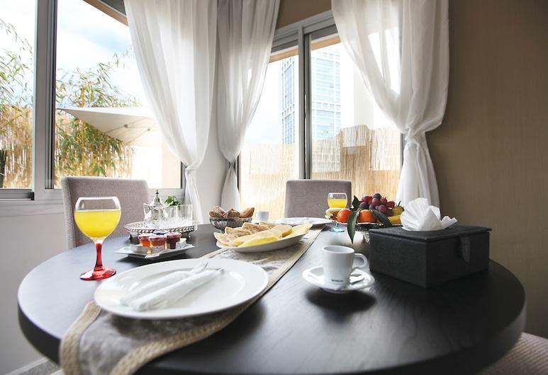 The Fourteen Luxury Boutique Hotel & Spa, Casablanca, Suite ejecutiva, Vista de la habitación