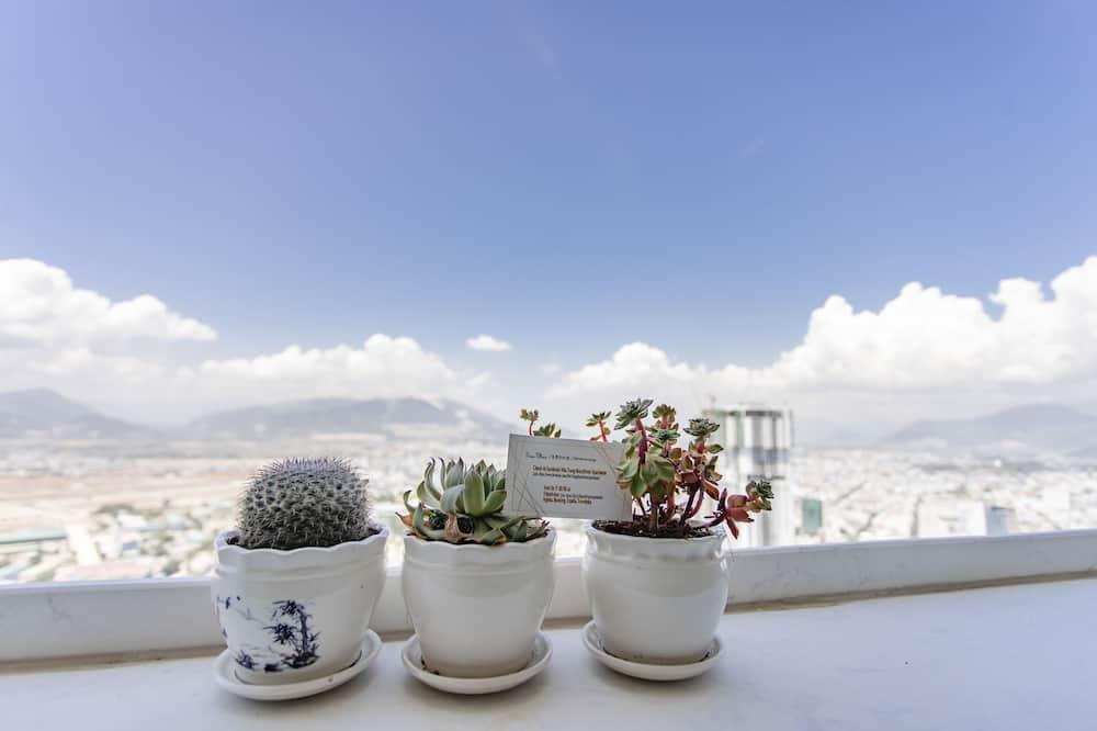 Presidential-studiolejlighed - bjergudsigt - ved bjerg - Værelse