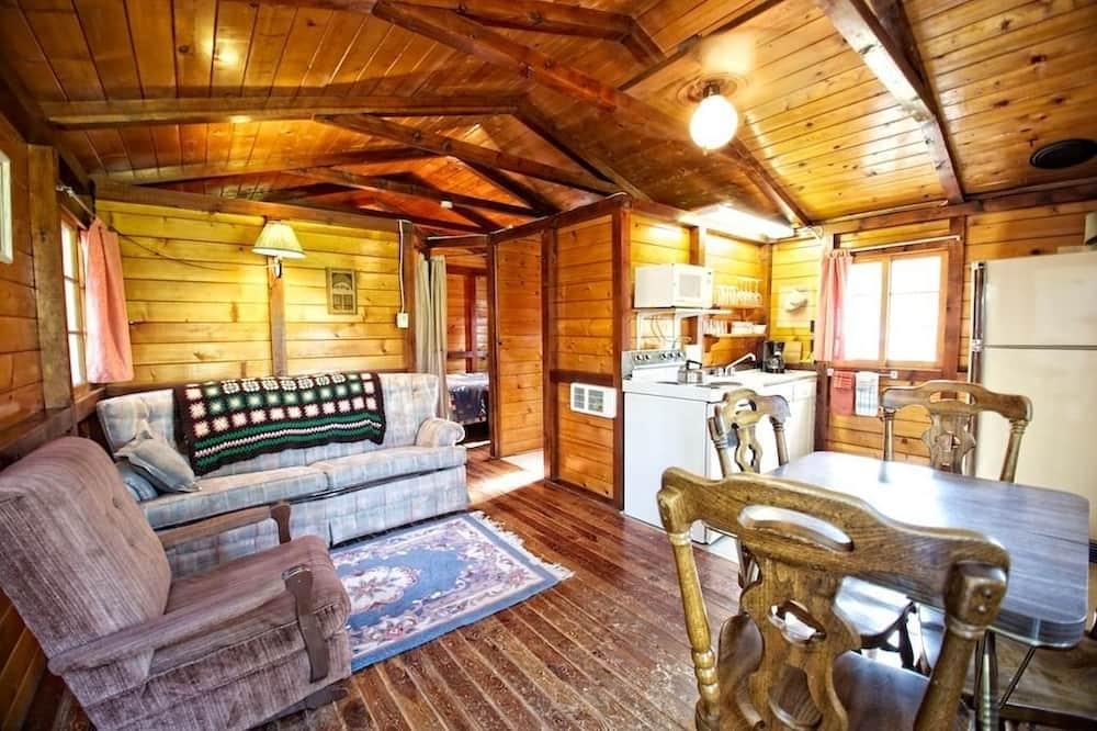 Cabin, 1 Bedroom (3) - Living Area