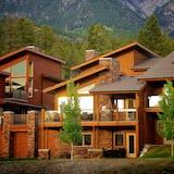 Luksuzna kuća u nizu, 2 spavaće sobe, pogled na planinu - Balkon