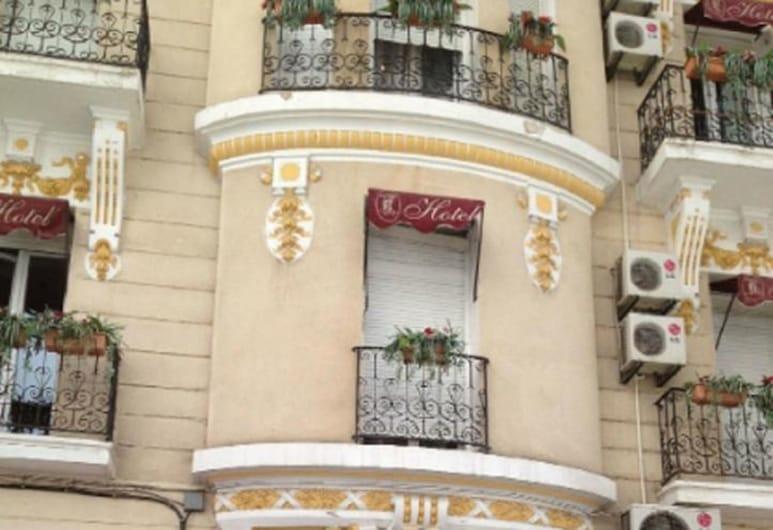 ST Hôtel, Algiers