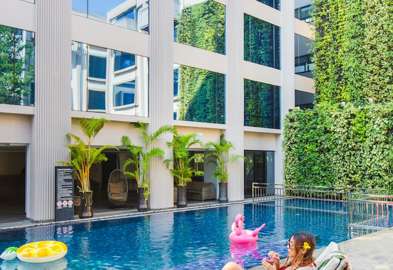 Hyatt Centric Candolim Goa, Candolim, Outdoor Pool