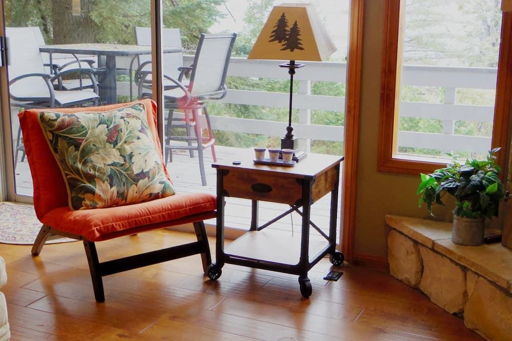Dom, 3 spálne, výhľad na jazero - Obývacie priestory