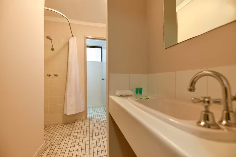 Standard-Einzelzimmer - Badezimmer