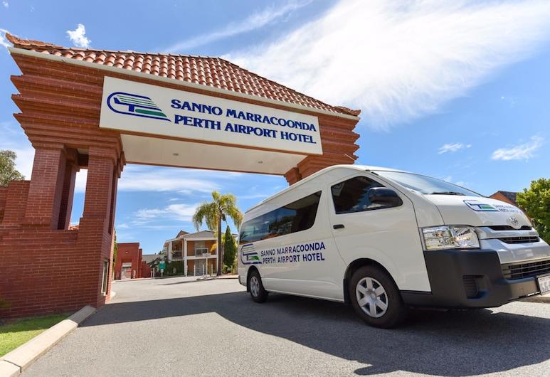 Sanno Marracoonda Perth Airport Hotel, Redcliffe