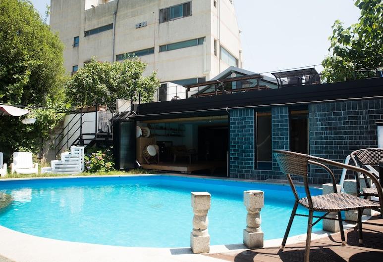 風尚賓館, 大邱, 游泳池