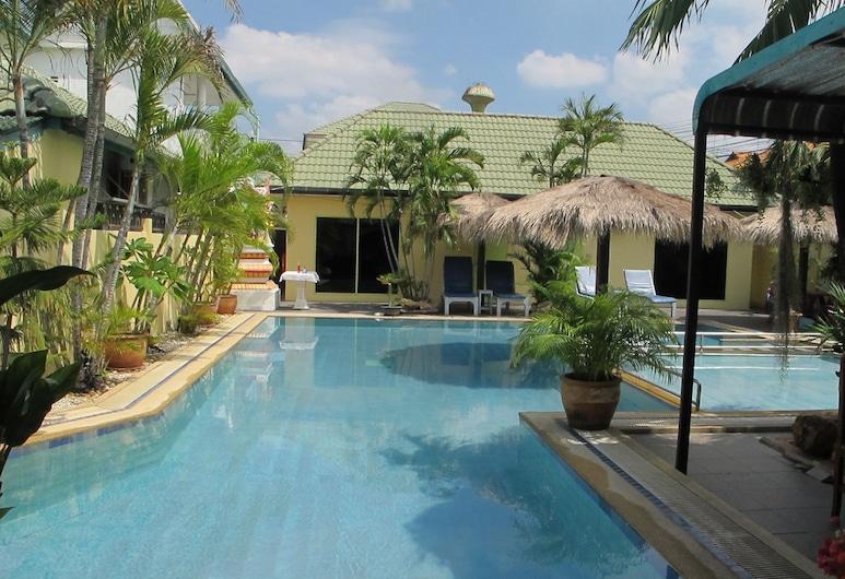 Dao Hotel, Pattaya, Outdoor Pool