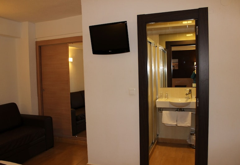 Hostal Rocamar, Santander, Standard-Zweibettzimmer, Zimmer