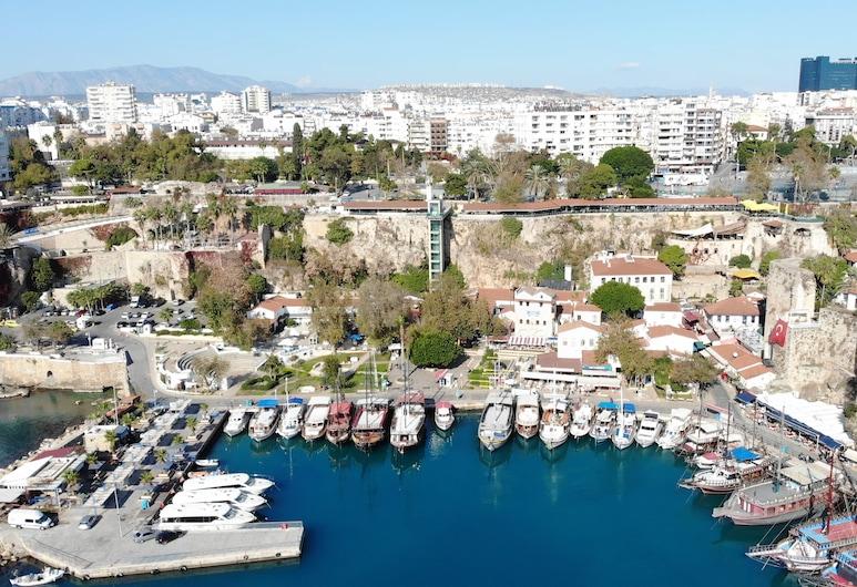 Sky Kamer Hotel, Antalya, City view from property