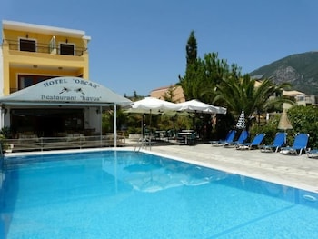 Bild vom Oscar Hotel in Lefkada