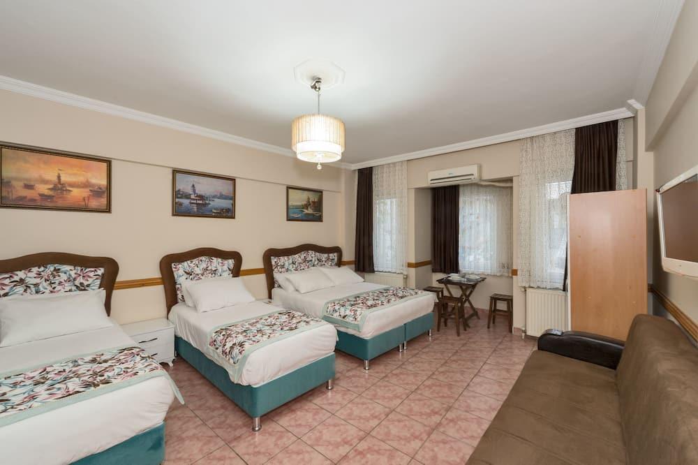 Suite monolocale Superior, angolo cottura (Quadruple) - Area soggiorno