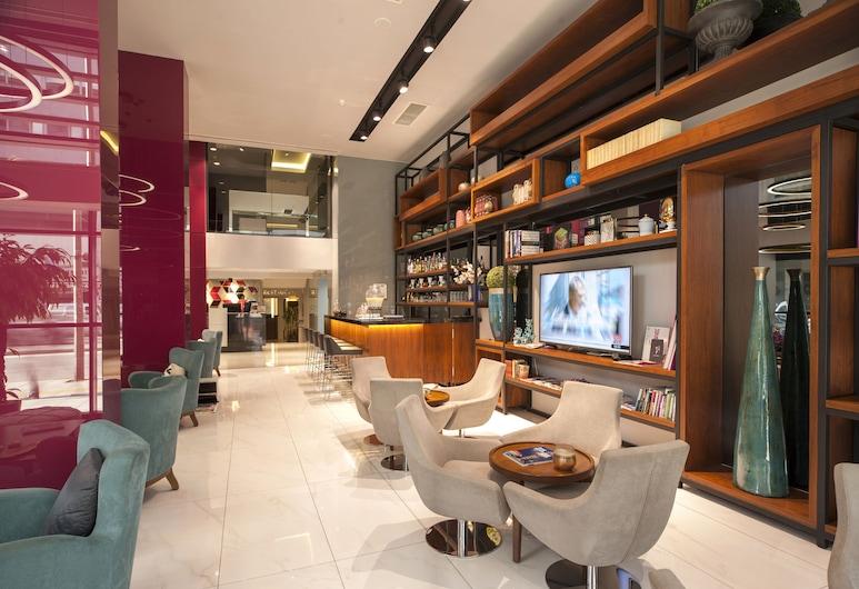 Smart Hotel Izmir, Izmir, Lobby