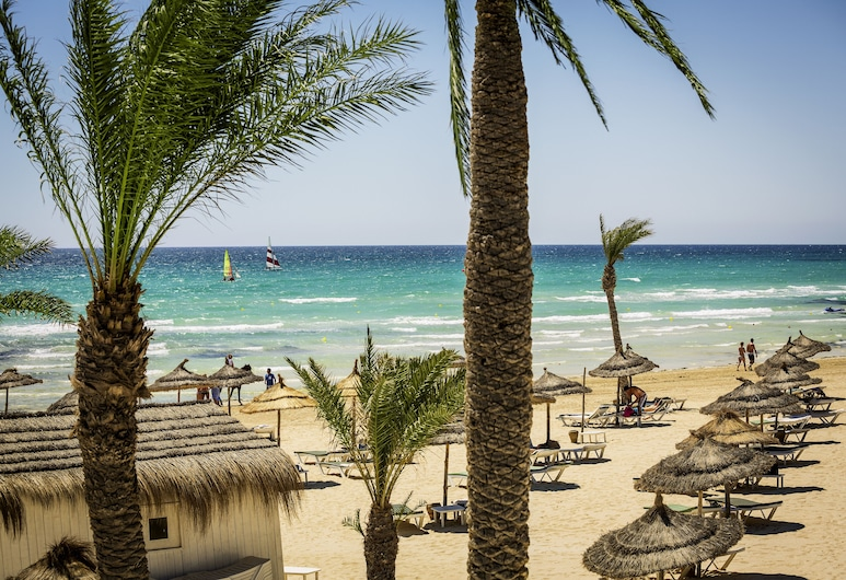 Robinson Club Djerba Bahiya - All-Inclusive, Aghir, Beach