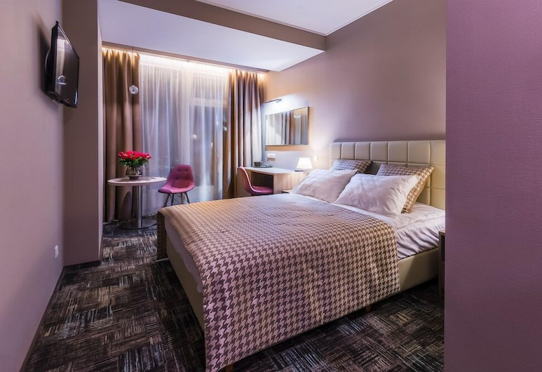 Panorama City Hotel, Moscow, Double or Twin Room, Guest Room