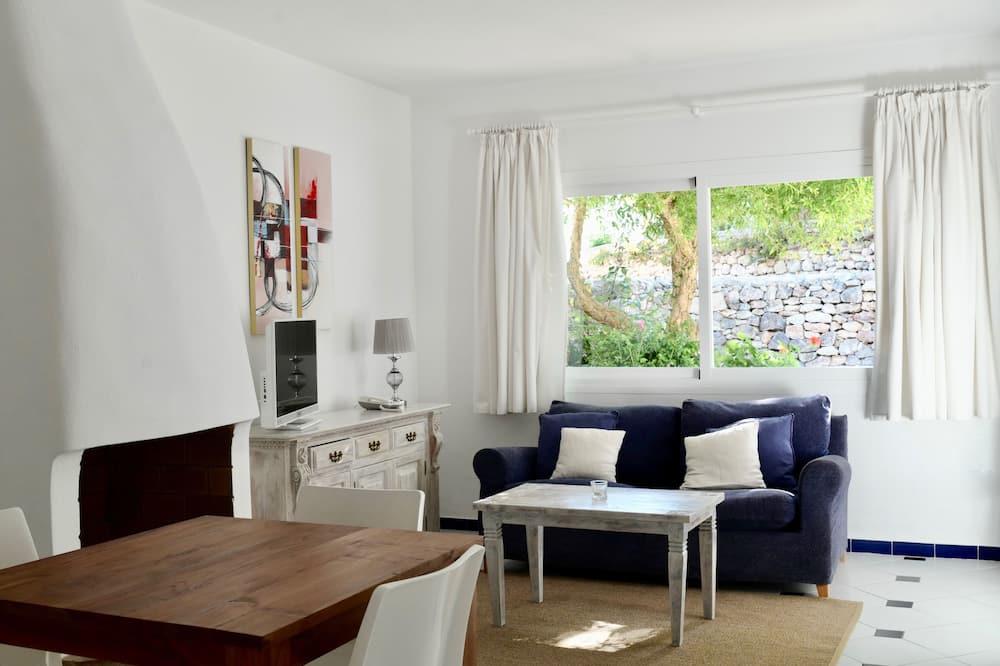 Suite, Terrasse - Wohnzimmer