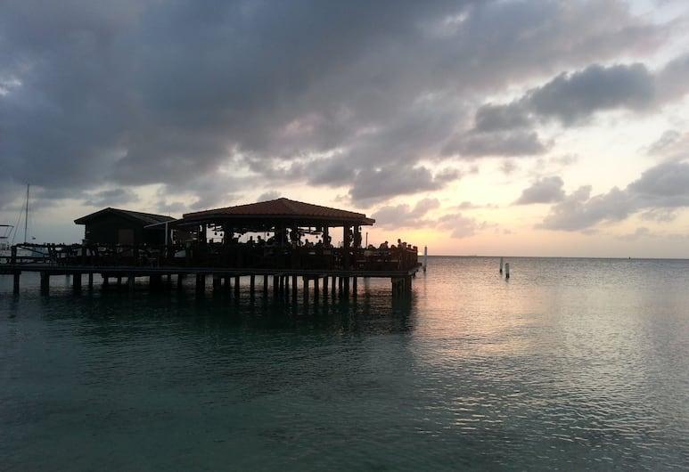 Le Chateau Ocean Villas, Oranjestad, Beach