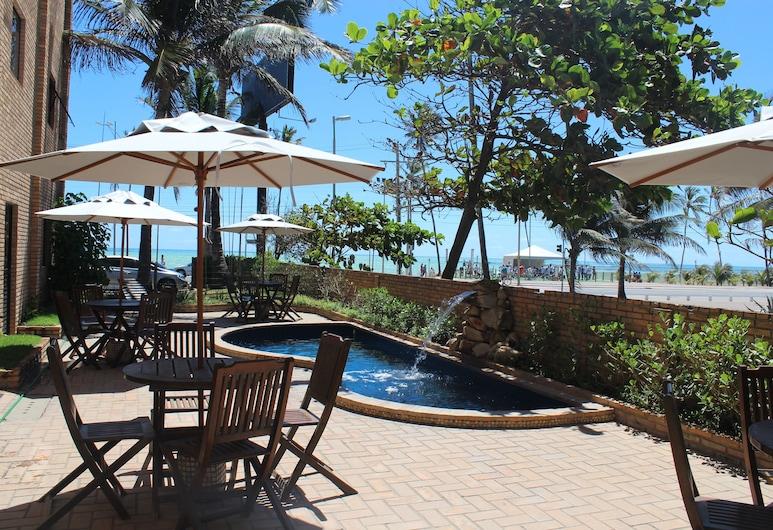 Cais da Praia Hotel, Maceio, Kültéri medence