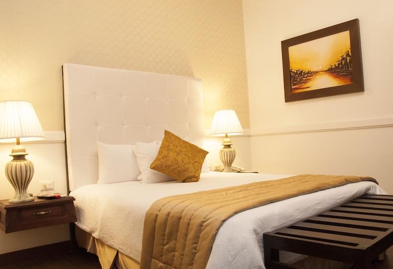 호텔 프레시덴테 부티크, 과야킬, 싱글룸, 객실