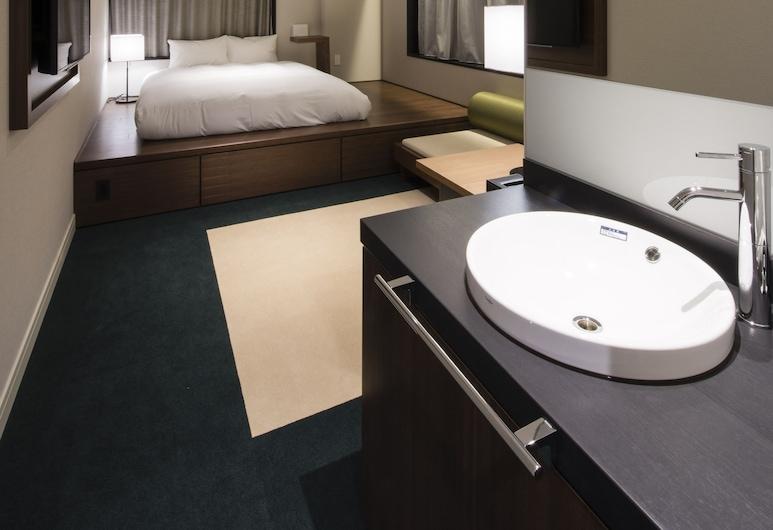 東京東日本橋格子酒店及青年旅舍, 東京, 豪華客房, 私人浴室 (Private Room), 客房