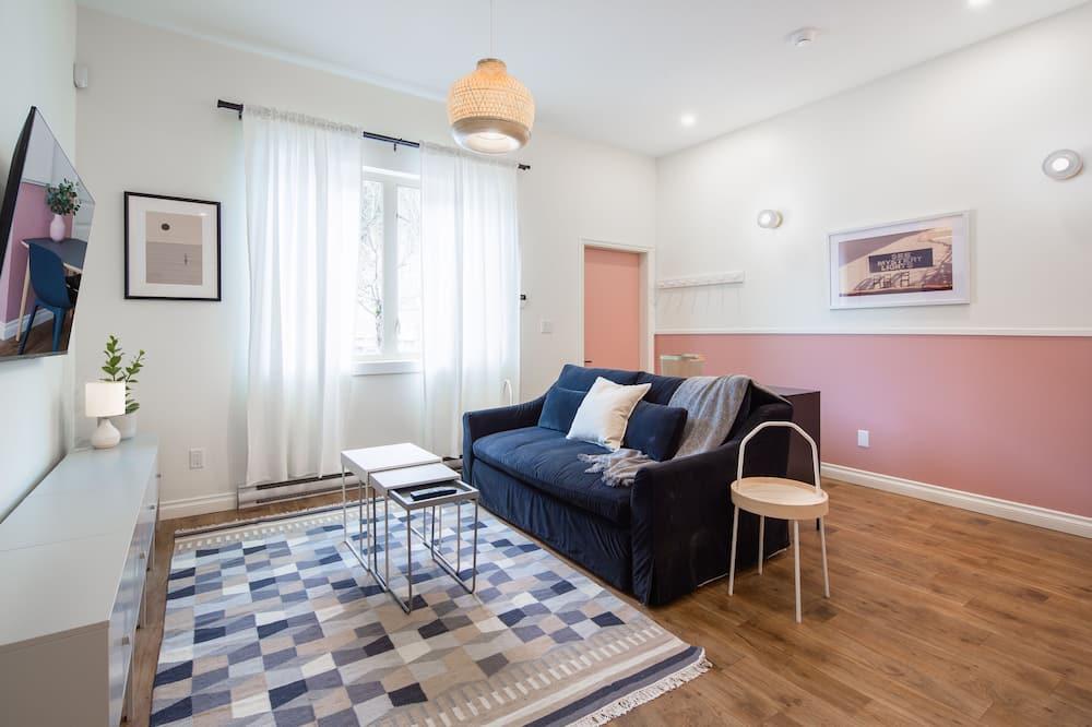 Suite, 1 habitación (1 Queen Bed with Sofabed) - Zona de estar