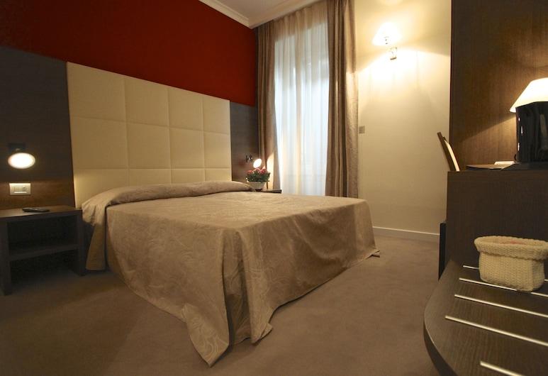 Andrea Doria Resort, Roma, Camera con letto matrimoniale o 2 letti singoli, Vista dalla camera