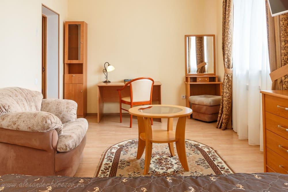 Comfort dvokrevetna soba, 1 spavaća soba - Dnevni boravak