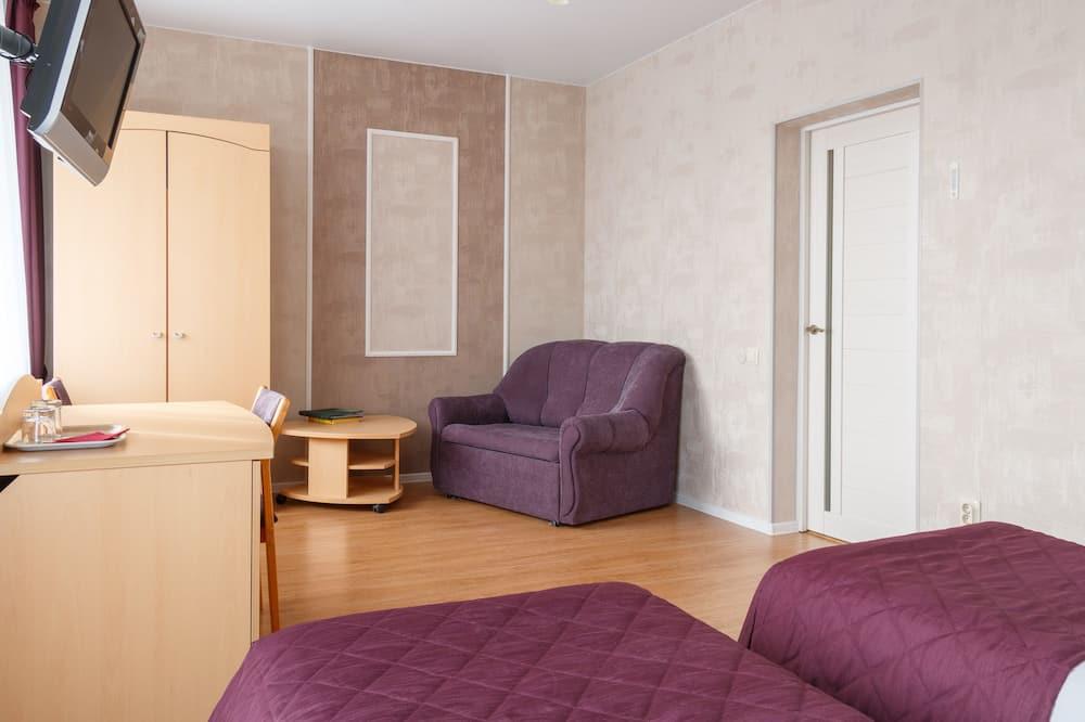 Superior dvokrevetna soba, 1 spavaća soba - Dnevni boravak