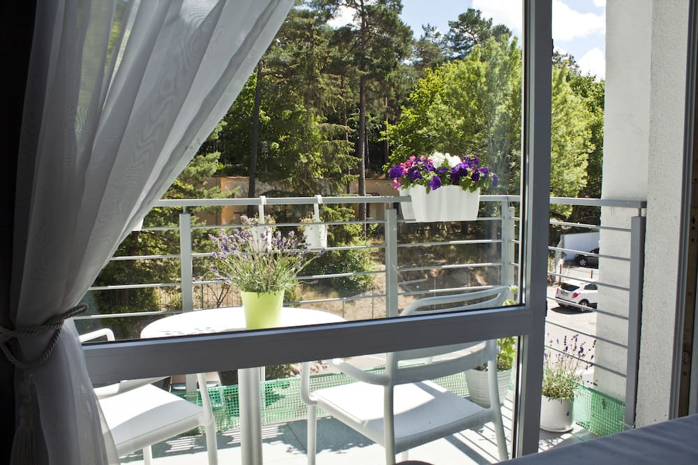Apartament typu Exclusive, 3 sypialnie - Balkon