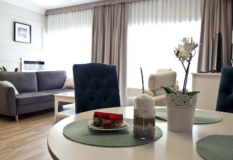 Aparthotel Miedzyzdroje, Międzyzdroje, Deluxe-Doppelzimmer, Zimmer