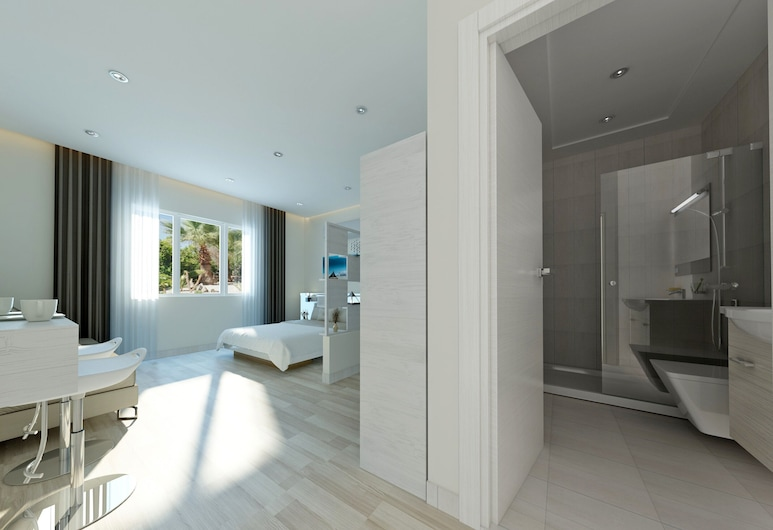 Downtown Fethiye Suites, Fethiye, Annex Studio Room, Room