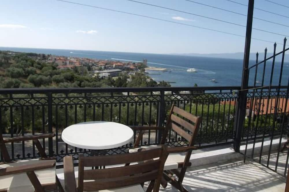 Double or Twin Room, Sea View - Balcony