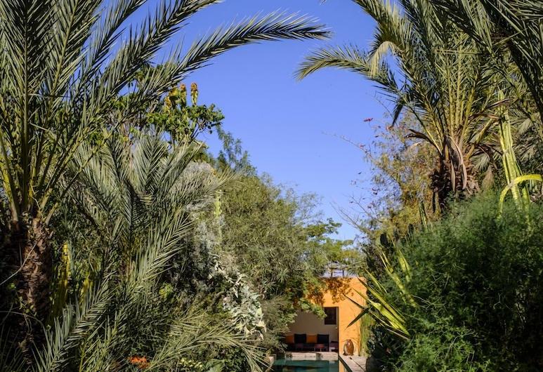 Dar Al Hossoun, Taroudannt, Apartmá typu Superior, bezbariérový přístup, výhled do zahrady (Atlas), Výhled z pokoje