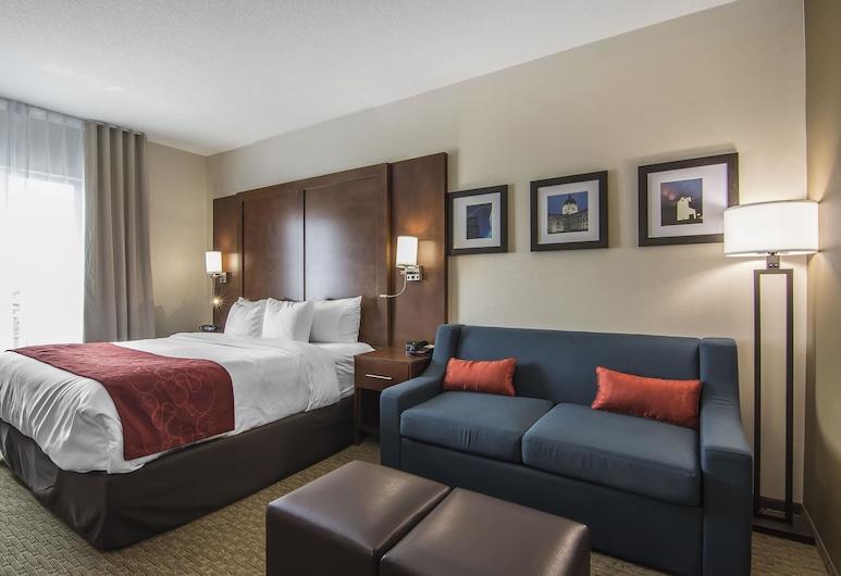 Comfort Suites Regina, Regina, Suite, Accessible, Non Smoking, Guest Room