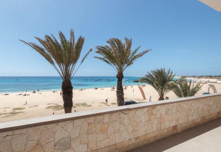 Villa Ao Mar, Sal, Apartamento, 4 habitaciones, vistas al mar, Balcón