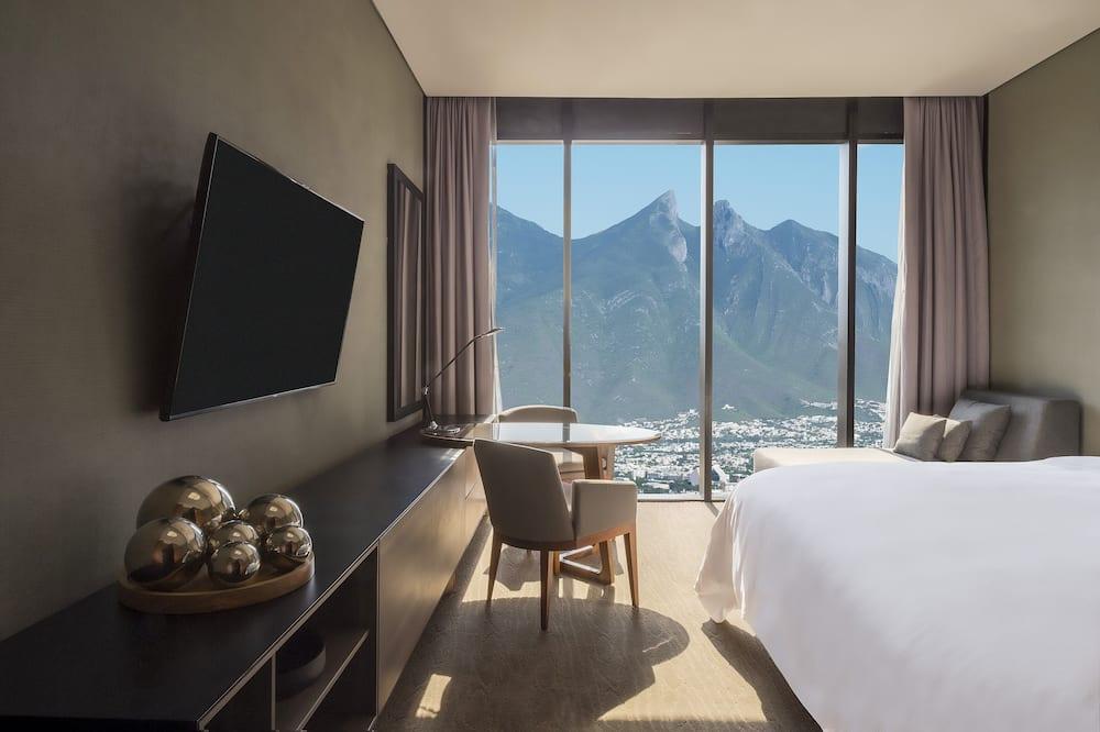 Deluxe soba, 1 king size krevet - Pogled na grad